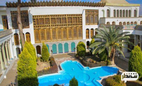 خانه مشیر الملک اصفهان از خانه های قدیمی و زیبای اصفهان