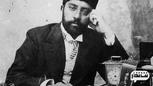 محمود طرزی یکی از نویسندگان مشهور افغانستان