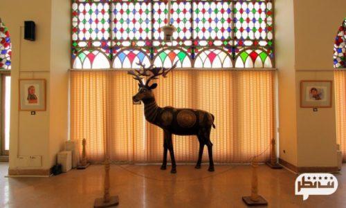 موزه هنرهای تزئینی از بهترین جاهای دیدنی اصفهان