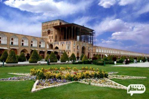 میدان نقش جهان از بهترین جاذبه های گردشگری اصفهان