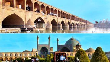 بهترین جاهای دیدنی اصفهان