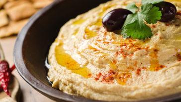 غذای حمص چیست؟