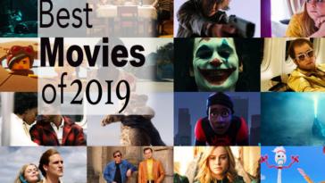 بهترین فیلم های ۲۰۱۹
