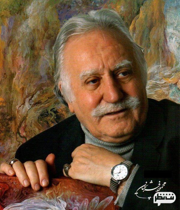 زندگینامه محمود فرشچیان