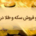 سرمایه گذاری در بورس سکه و طلا