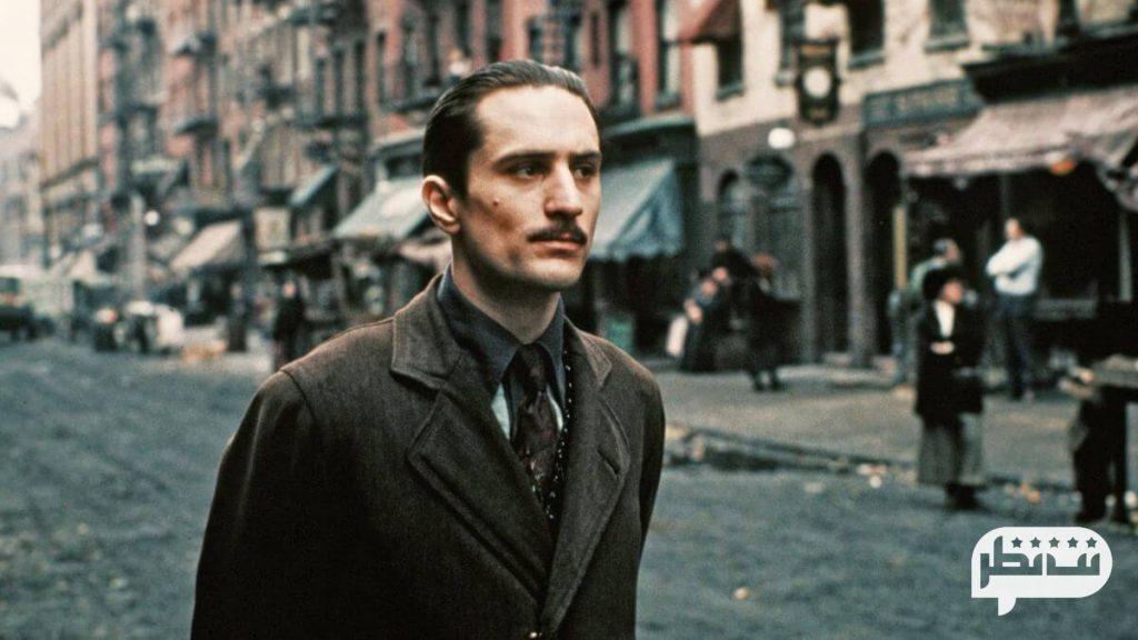 پدر خوانده، جزو بهترین فیلم های رابرت دنیرو