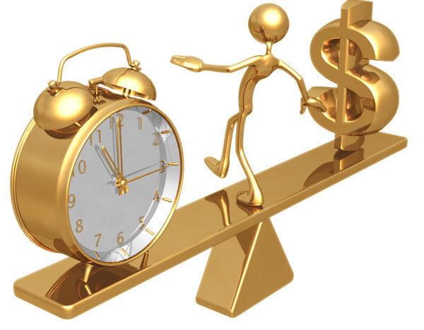 ارزش زمانی پول