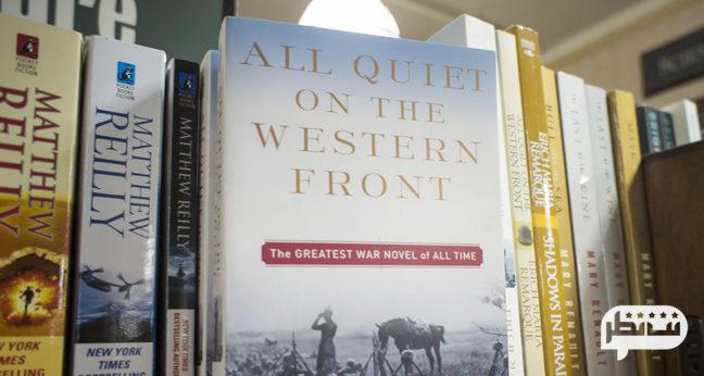رمان جنگی خارجی - کتاب های معروف
