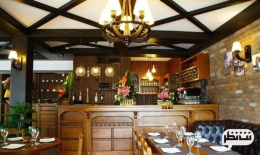 بهترین لازانیا تهران در رستوران ایتالیایی بلامونیکا