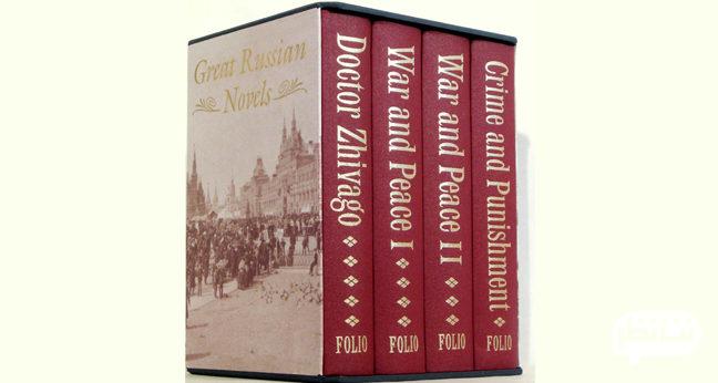 صد کتابی که باید خوانده شود - رمان معروف دنیا