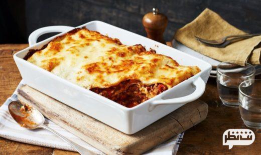 رستوران ایتالیایی بوکا با لذیذترین لازانیا و پیتزا