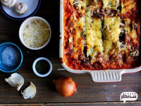 رستوران ایتالیایی معروف با بهترین پیتزا و لازانیا