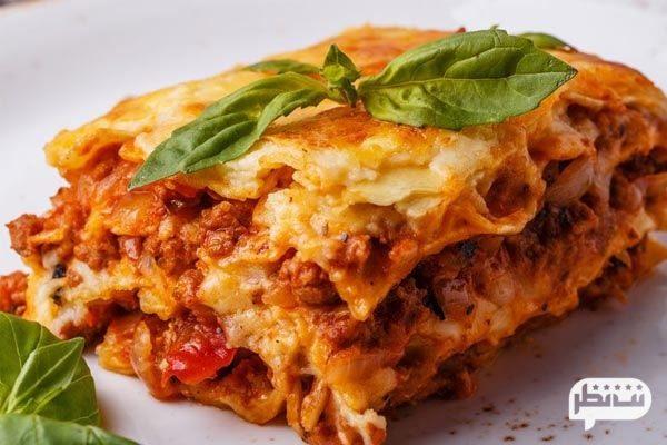 دستور پخت غذای ایتالیایی