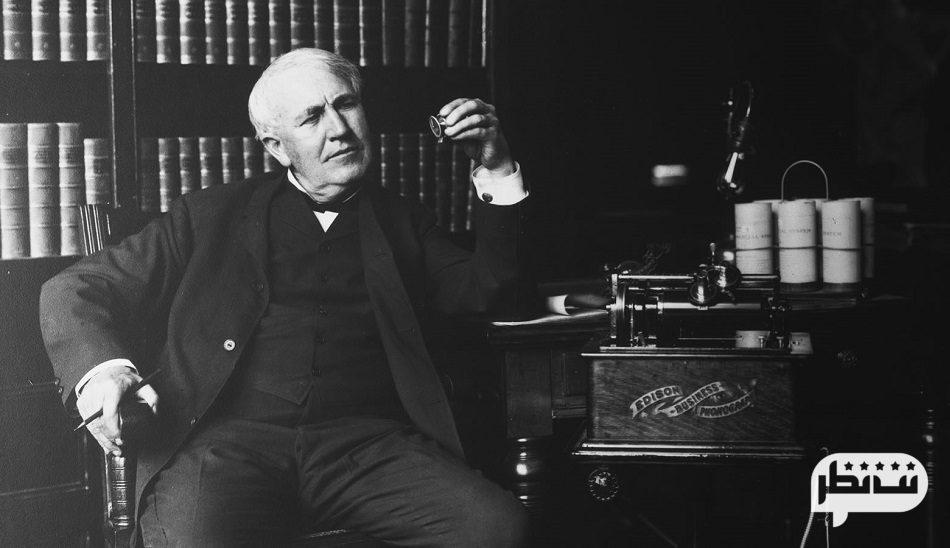 بیوگرافی کامل توماس ادیسون