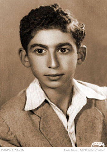 کودکی نادر ابراهیمی