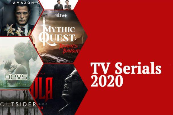 جدیدترین سریال های خارجی 2020