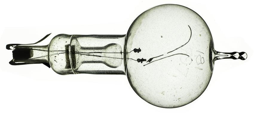 مخترع لامپ حبابی کیست