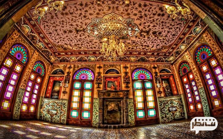 مکان دیدنی و سرپوشیده تهران