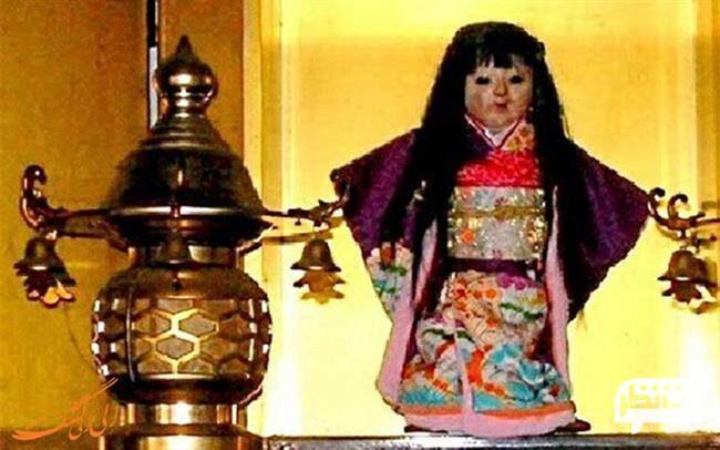 عروسک ترسناک اوکیکو