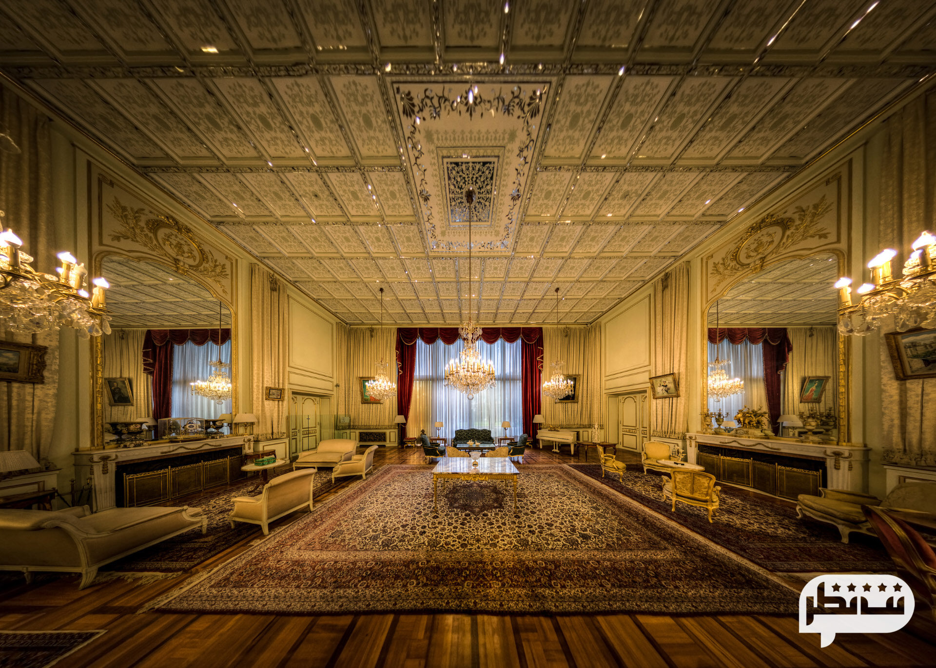 کاخ موزه نیاوران تهران