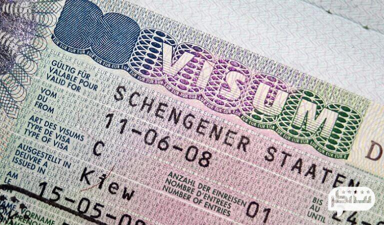 ویزای شینگن حوزه اروپا