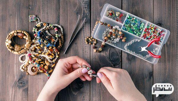 کسب درآمد با سخت محصولات دست ساز از ایده های درآمد زایی در منزل