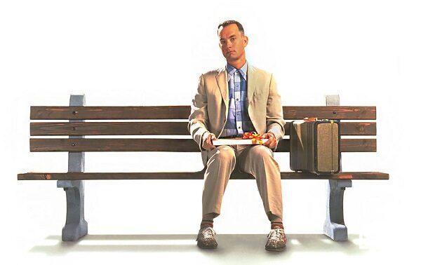 فارست گامپ - یکی از بهترین فیلم های تام هنکس