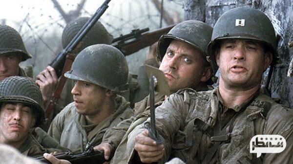 نجات سرباز رایان از بهترین فیلم های تام هنکس
