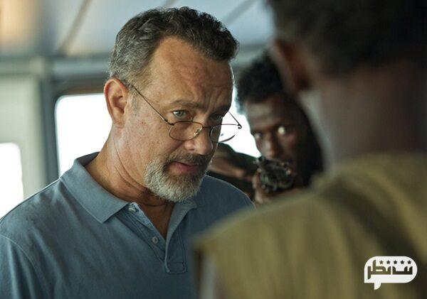 کاپیتان فیلیپس از بهترین فیلم های تام هنکس
