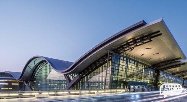 فرودگاه بینالمللی حمد در قطر از زیباترین فرودگاه های جهان