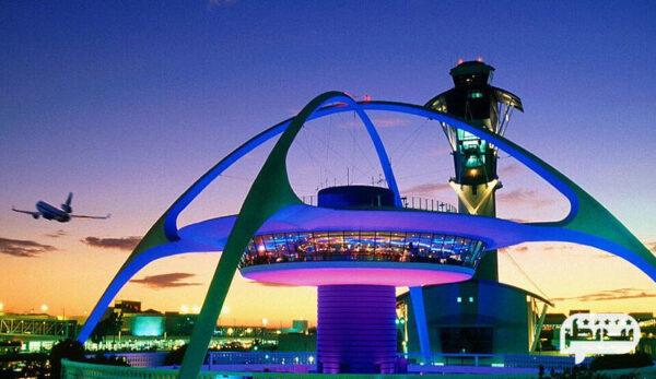 بزرگ ترین فرودگاه بین المللی
