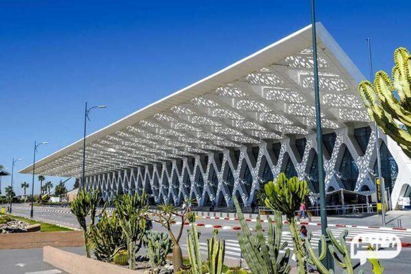 فرودگاه منارا در مراکش یکی از بهترین و زیباترین فرودگاه های جهان