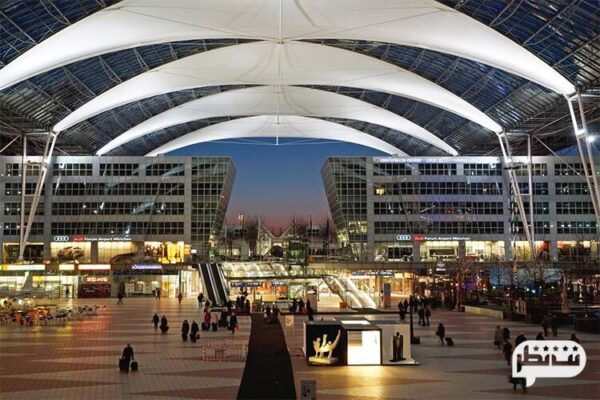 از زیباترین فرودگاه های جهان