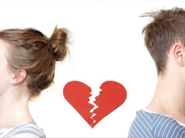 ضربه روحی از طلاق در کودکی