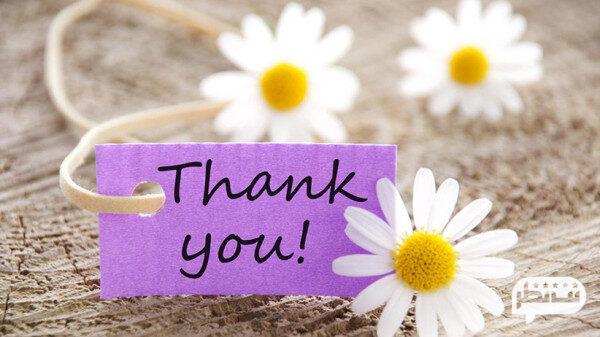 سپاسگزار باش!