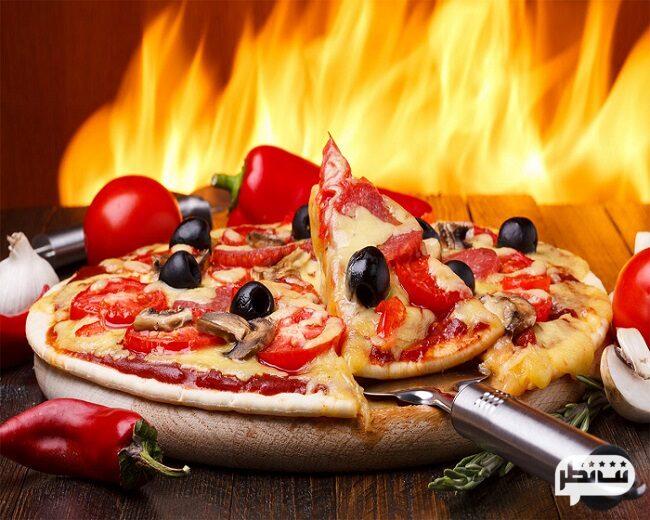 خوشمزه ترین پیتزاهای جهان