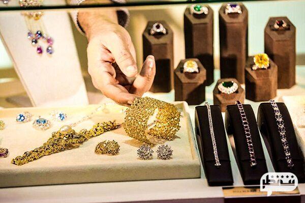 زیور آلات و جواهرات از پر طرفدارترین سوغاتی ها بین خانم ها