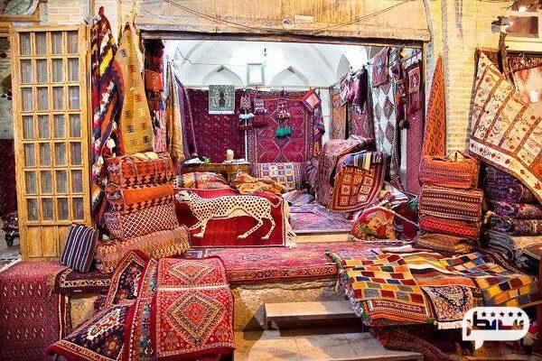 فرش ها و قالیچه های ترکی از زیباترین هدایای ترکیه