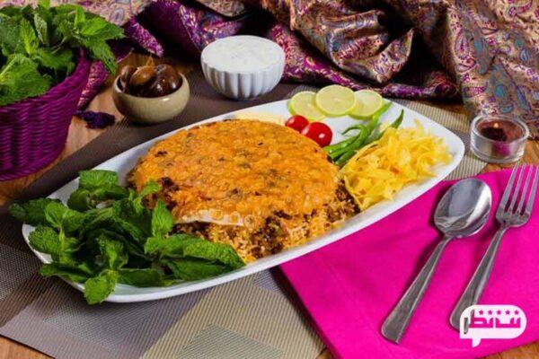 رستوران ته دیگ از بهترین رستوران های ایرانی بام لند