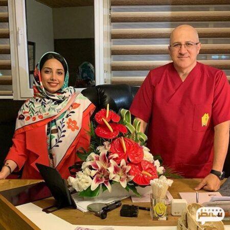دکتر کیانوش ناهید پزشک معتبر و بهترین جراح بینی مشهد