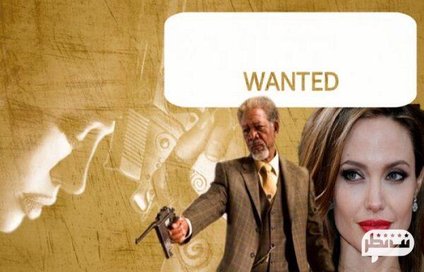 """( تحت تعقیب ) """"Wanted"""" فیلم اکشن و هیجانی از آنجلینا جولی"""