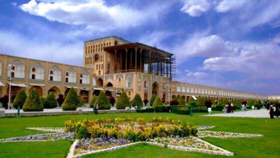 تاریخچه شهر اصفهان