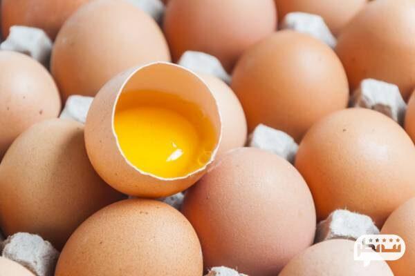 ماسک تخم مرغ برای افزایش رشد مو