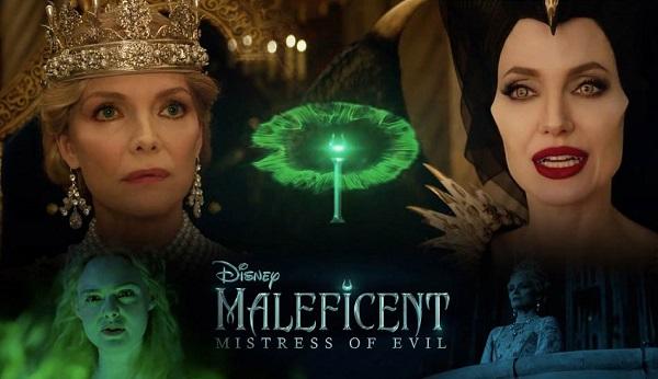 """( مالیفیسنت ) """" Maleficent """" جذاب ترین و بهترین فیلم آنجلینا جولی"""