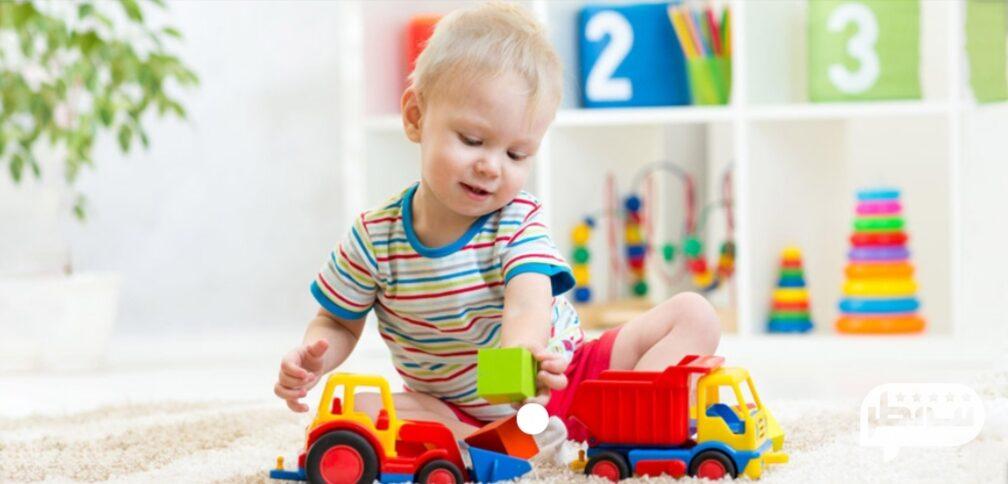 نکات مهم بچه داری انتخاب اسباب بازی مناسب