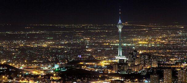 تهران بزرگترین شهر ایران