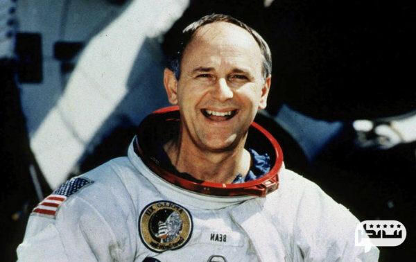 چهارمین فضانورد معروف آلن بین