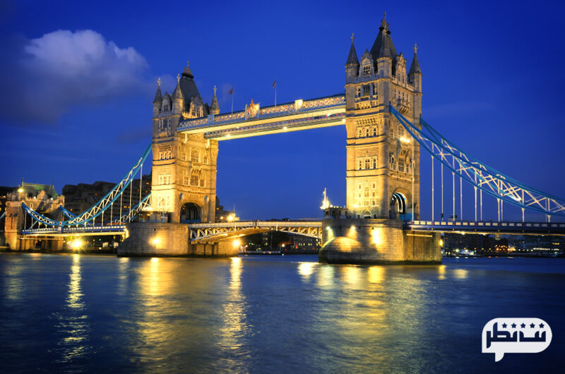 انگلستان از کشورهای اروپایی