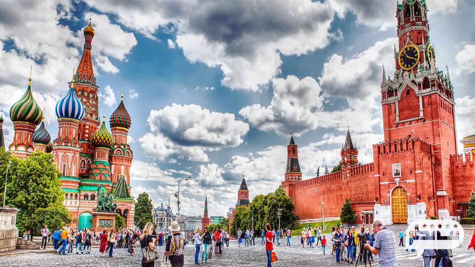 روسیه پهناورترین کشور اروپایی