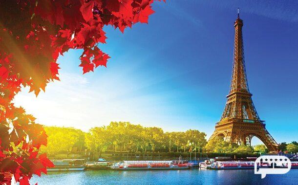 کشور فرانسه در اروپا